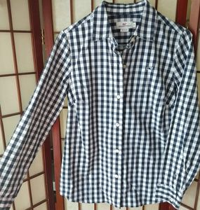 Vineyard Vines Plaid Button Up Shirt